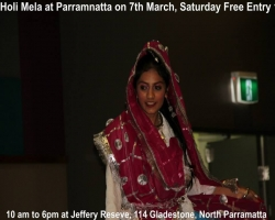Holi Mela At Parramnatta 1