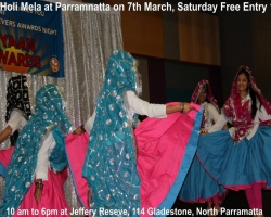 Holi Mela At Parramnatta 2