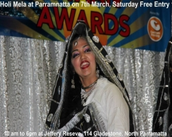 Holi Mela At Parramnatta 3