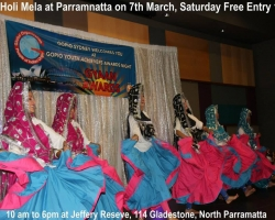 Holi Mela At Parramnatta 5