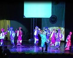 National Dance Competetion 1